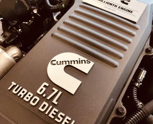 کارتل موتور کامینز